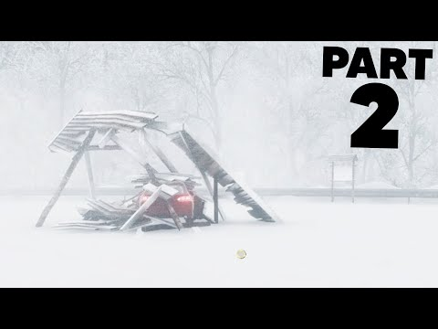ACCIDENT Gameplay Walkthrough Part 2 - SCARY SNOWY ACCIDENT