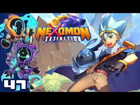 Trojan Tyrant - Let's Play Nexomon: Extinction - PC Gameplay Part 47