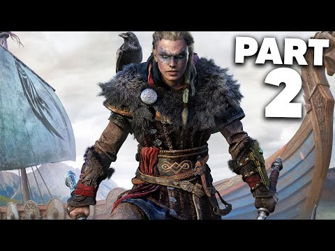 ASSASSIN'S CREED VALHALLA Early Gameplay Walkthrough Part 2 - LOVE THIS GAME