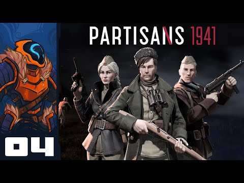 Yakety Tactics - Let's Play Partisans 1941 - PC Gameplay Part 4
