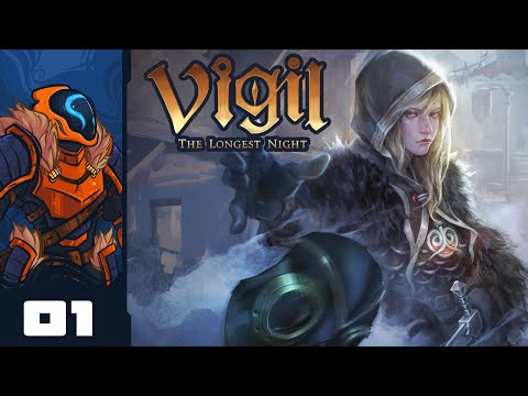 Top Tier Sidescroll Souls - Let's Play Vigil: The Longest Night - PC Gameplay Part 1