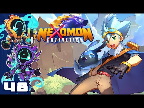 We Have An Airship - Let's Play Nexomon: Extinction - PC Gameplay Part 48