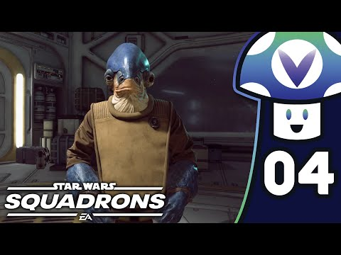 [Vinesauce] Vinny - Star Wars: Squadrons (PART 4)