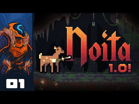 Wizards Are Dumb, Be Bambi Instead - Let's Play Noita [Full Release - Heavily Modded] - Part 1