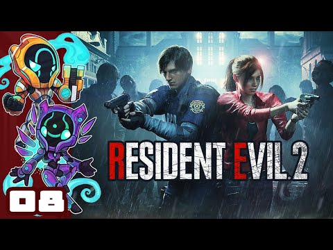 Dress For Success, Not Practicality - Let's Play Resident Evil 2 [Leon Route A] - PC Gameplay Part 8