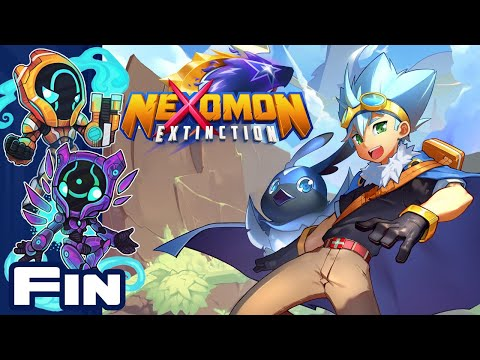 The Tyrant Of Light - Let's Play Nexomon: Extinction - PC Gameplay Part 49 - Finale