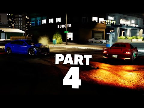 ACCIDENT Gameplay Walkthrough Part 4 - STREET RACE GONE WRONG