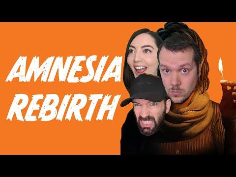 Amnesia: Rebirth! 🎃 HALLOWSTREAM CONTINUES! (Let's Play Amnesia: Rebirth)