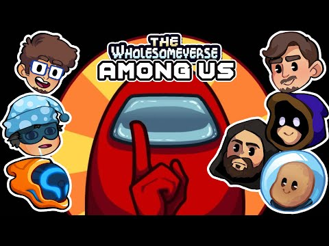 Oxygen Not Included - Among Us [Wholesomeverse Live]