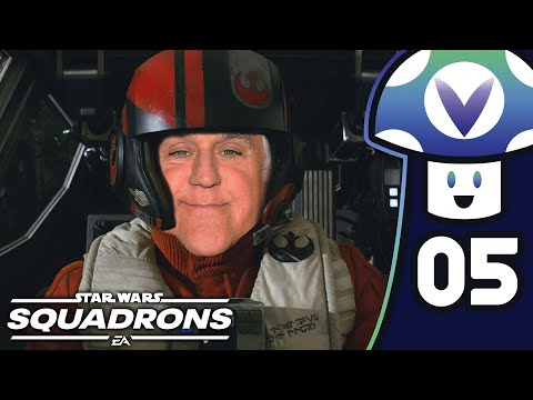 [Vinesauce] Vinny - Star Wars: Squadrons (PART 5)