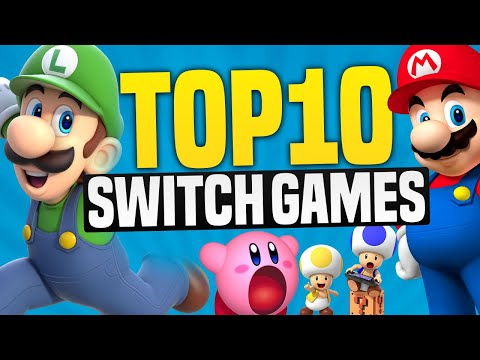 Top 10 Switch eShop Classics Nintendo NEEDS TO RELEASE!