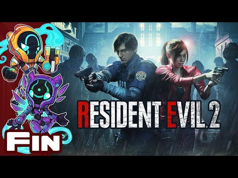 Begone  For Good Mr X! - Let's Play Resident Evil 2 [Leon Route A] - PC Gameplay Part 12 - Finale