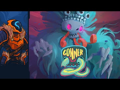 GONNER 2 - Is This Roguelike Real? Or Is It Just Some Wild Fever Dream? Where'd My Head Go?