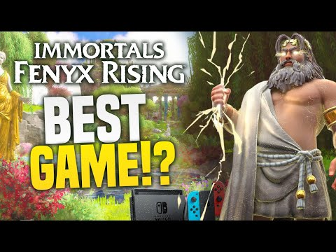 Is IMMORTALS The BEST SWITCH GAME of Fall 2020?