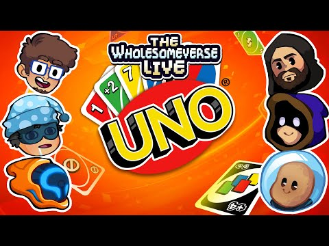 I'm Not Playing UNO, I'm Playing HUNDO! - Tabletop Simulator: UNO [Wholesomeverse Live]