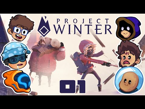 Among Us, But Better In Almost Every Way - Project Winter - Part 1