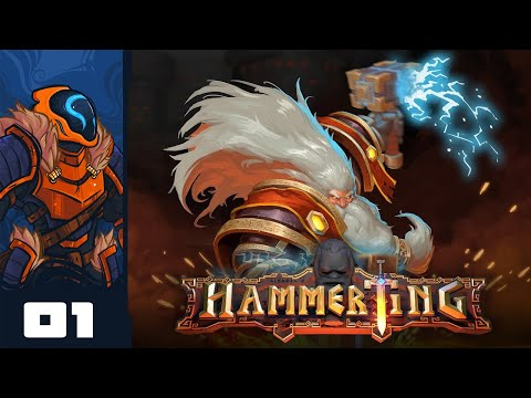 It's Time For Superior Dwarven Industry! - Let's Play Hammerting [Early Access] - PC Gameplay Part 1