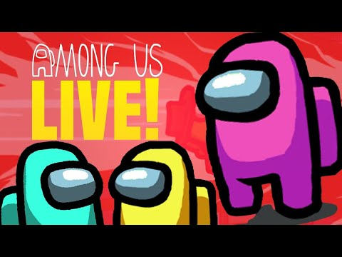 AMONG US GAMEPLAY LIVE! SHOULD It Come to Nintendo Switch!? (w/ BlitzWinger)