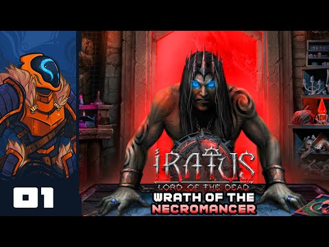 I Love My New Pet Abominations - Iratus: Lord of the Dead: Wrath of the Necromancer - Part 1