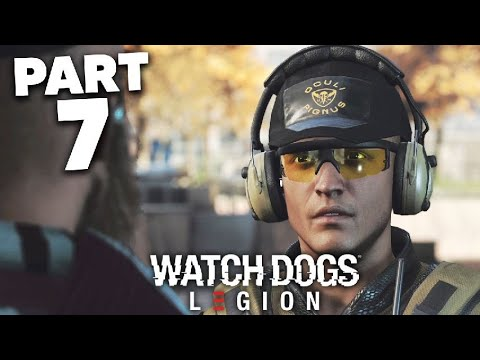 WATCH DOGS LEGION Gameplay Walkthrough Part 7 - RECRUITING A ALBON OPERATIVE (Full Game)