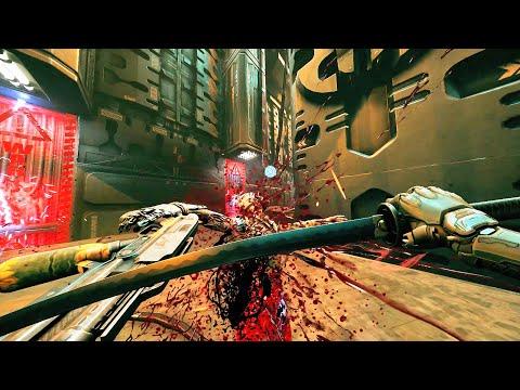 Ghostrunner - A Look Inside (No Death, Cyberpunk Ninja Gameplay)