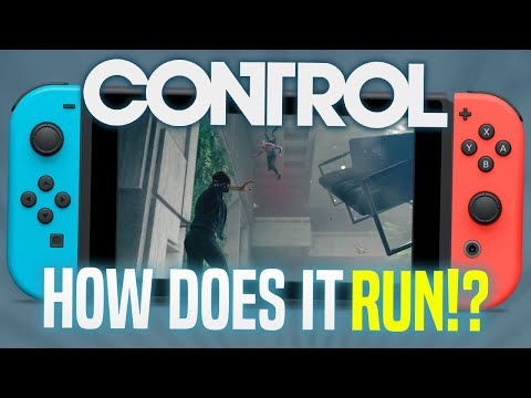 Control Switch: HOW DOES IT RUN!? Graphics vs Performance Mode! (Nintendo Cloud Gaming)