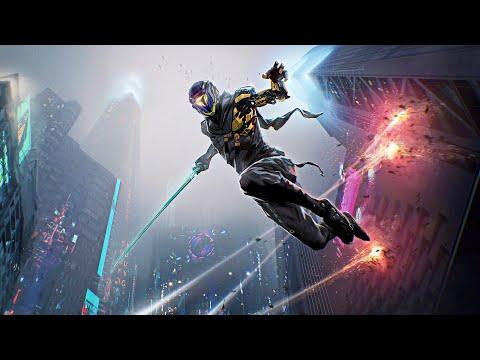 GHOSTRUNNER - 35 Minutes of Gameplay Walkthrough (Speedrun) [CYBERPUNK 2077 GAME LIKE] 4K 60FPS