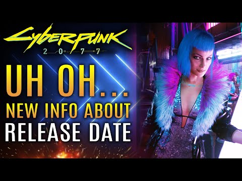 Cyberpunk 2077 - NEW INFO! CD Projekt Red Not Comfortable With New Release Date! Crunch Time Updates