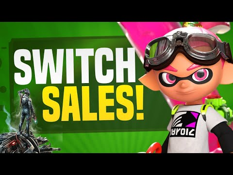 LOWEST PRICE Nintendo Switch Games Sale Available NOW! (eShop Deals and Sales)