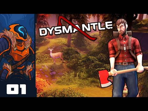 I Am A One Man Wrecking Ball! - Let's Play Dysmantle [Alpha] - PC Gameplay Part 1