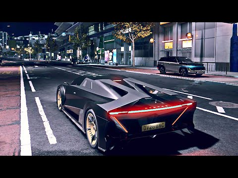 WATCH DOGS: LEGION - ALL Cars Compilation [4K 60FPS]
