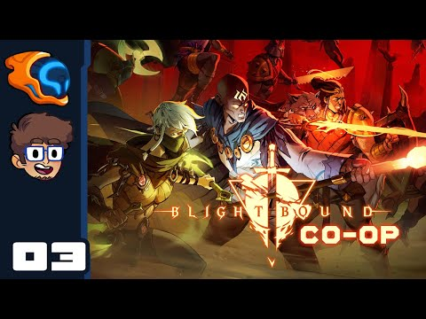 Do Not Ring The Bell - Let's Play Blightbound [Co-Op | @Retromation ] - PC Gameplay Part 3