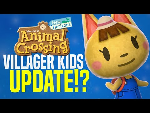 NEW Updates + Features Coming To Animal Crossing New Horizons FANS WANT #19 (ACNH Update)