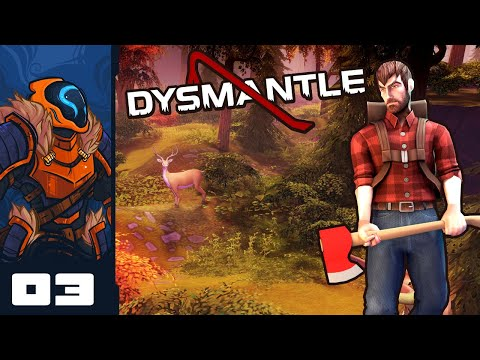 Kiting Is Pro-Strats - Let's Play Dysmantle [Alpha] - PC Gameplay Part 3
