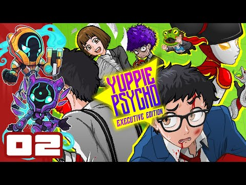 Cursed Videoclub - Let's Play Yuppie Psycho: Executive Edition - Part 2