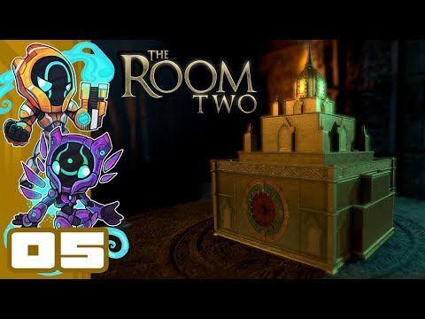 Ouija Intensifies - Let's Play The Room Two - PC Gameplay Part 5