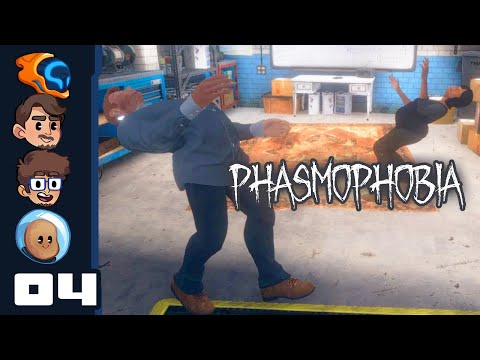 We'll Get It Right... Someday! - Let's Play Phasmophobia [Co-Op] - PC Gameplay Part 4