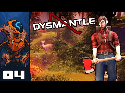 Outrun The Cold! - Let's Play Dysmantle [Alpha] - PC Gameplay Part 4