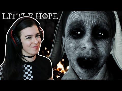 ABANDON ALL HOPE... | Little Hope Gameplay | Part 1