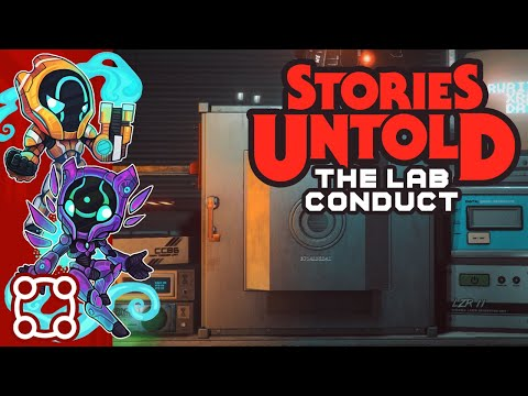 Extreme Amateur Heart Surgery - Let's Play Stories Untold: The Lab Conduct - Part 2