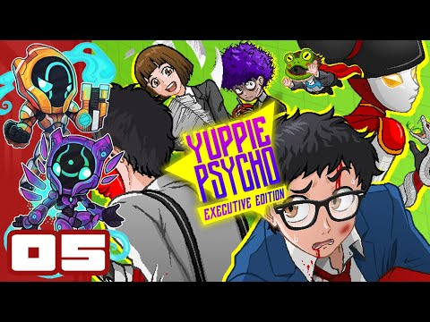 No Kissing On The Job - Let's Play Yuppie Psycho: Executive Edition - Part 5