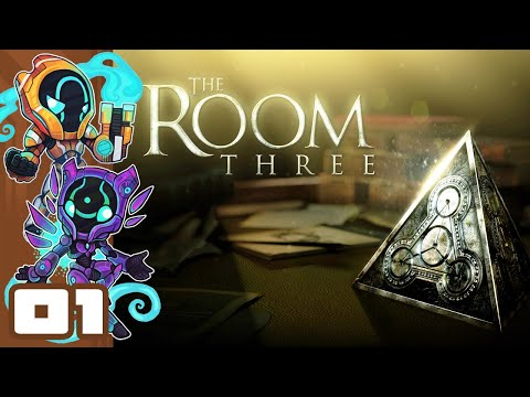 Zoom & Enhance, Taken To The Extreme! - Let's Play The Room 3 - PC Gameplay Part 1