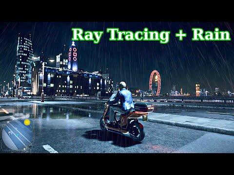Watch Dogs: Legion - CYBERPUNK RAIN London [RTX ON] OPEN WORLD Gameplay (Ray Tracing) 60FPS