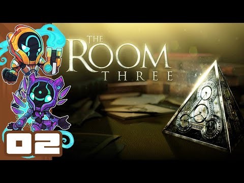 I Wish I Had An Extra-Dimensional Castle - Let's Play The Room Three - PC Gameplay Part 2