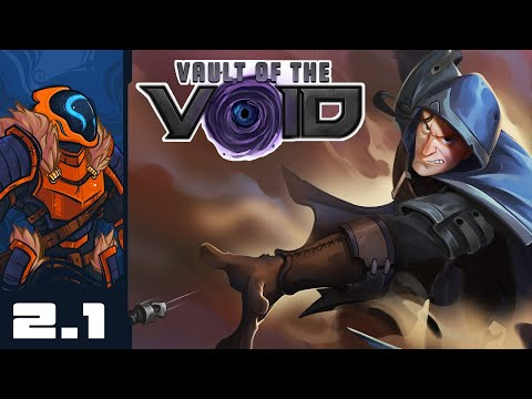 Wombo Combo - Let's Play Vault of the Void - Part 2-1