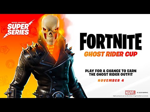 Unlocking GHOST RIDER Early! (Fortnite Battle Royale)