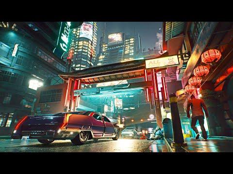 CYBERPUNK 2077 - Night City History (1994-2077) [4K]