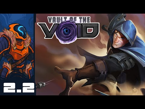 Death By A Thousand Cuts - Let's Play Vault of the Void - Part 2-2