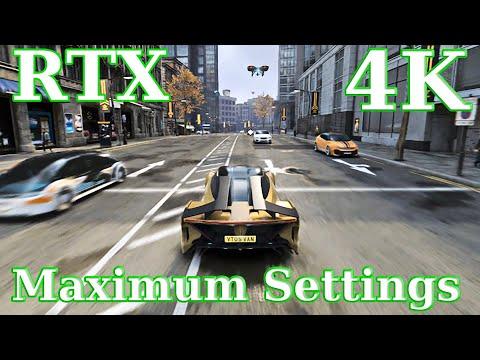 WATCH DOGS: LEGION - 4K Maximum Settings (Ray Tracing On) RTX 2070 Super TEST