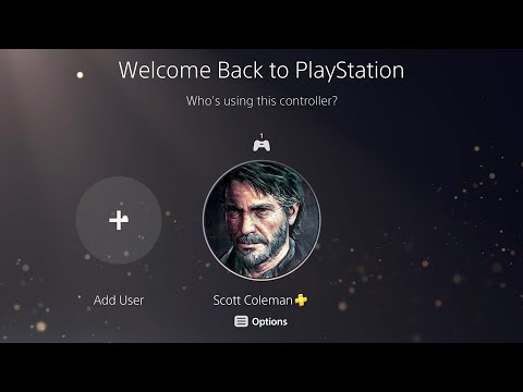 PlayStation 5 Startup & Booting a Game